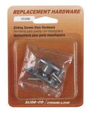 Slide-Co 121236 Sliding Screen Door Acorn Latch Kit, Surface Mount, Diecast - Acorn Hardware Cabinet Latches
