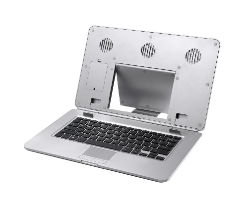 UPC 886372004415, Sharper Image RTA-SISK31 Notebook Cooling Stand with Keyboard