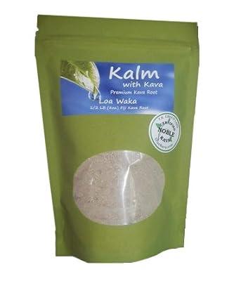 Fiji Kava Root - Loa Waka 100% Noble Kava (1/2 LB) Farm Fresh