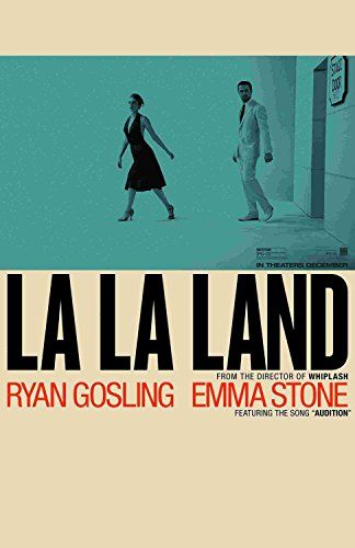 La La Land Ryan Gosling Emma Stone Famous 12 x 18 Inch Poster Unframed Rolled from Posters Royale