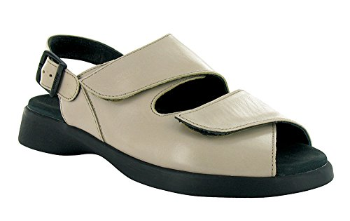 0617 Linen Nimes Wolky 30340 Leather Sandals ZWqxz6nwCB
