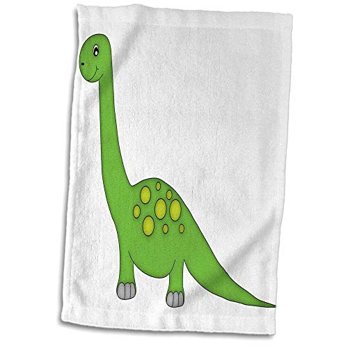 east urban home Newby Standing Dinosaur Hand Towel from east urban home