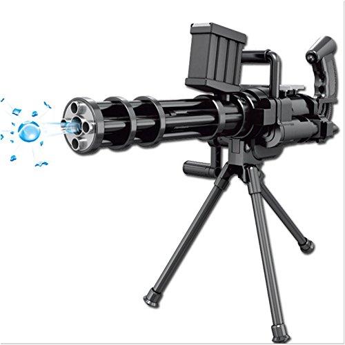 (Xnferty Foam Toy Blaster Gun Dart Gun With Bracket for Kids, Shooting Gun with 10000PCS Soft Water Bomb Hand Gun Toy Manual Burst Water)