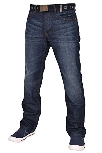 tela hombre Jones piel para Smith Regular de tela gama de aprendizaje de vaquera and de New cinturón papel corte libre vaquera de dark rígida Enrico18 para diseño Wash para de funda bebé wqROxIY
