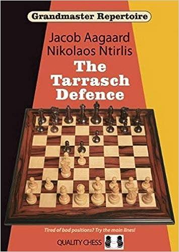 Aagaard & Ntirlis_Grandmaster Repertoire 10_Tarrasch Defence  41pQRgdYQ3L._SX353_BO1,204,203,200_