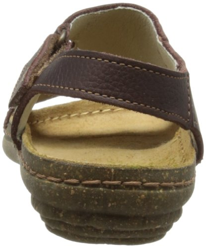 El Naturalista Torcal N309-G- Sandalias de vestir para mujer Marrón