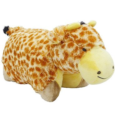 Giraffe Pillow Pets – My Pillow Pets Giraffe – Large Yellow And Tan, Baby & Kids Zone