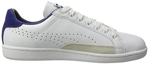White Depths Match Erwachsene Unisex UPC blue 74 Puma Weiß Sneaker qvR505P