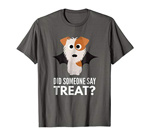 Jack Russell Terrier Halloween Shirt - Did Someone Say -