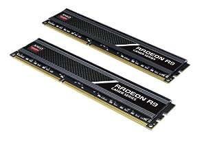 AMD Radeon Memory 8 DDR3 2400 (PC3 19200) R938G2401U1K