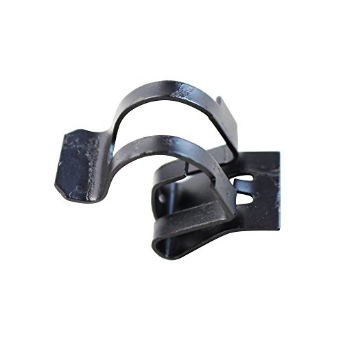 Erico Caddy 449 Snap Clamps for Flexible Fasteners MC/AC Cable to Metal Stud Clip (Box of 100)