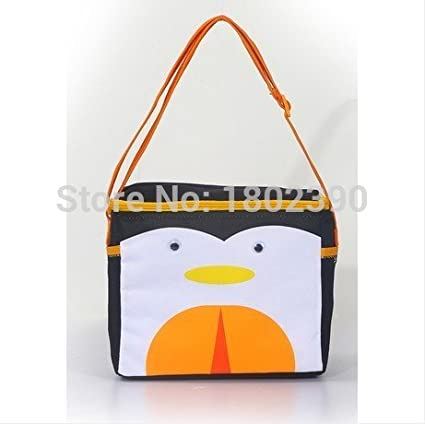 Amazon.com : 2015 new cute cartoon penguin animal pattern baby parcels versatile fashion Mummy bag large capacity bag Mummy bags baby milk : Baby