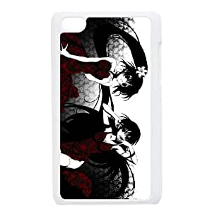 iPod Touch 4 Case White When They Cry E0X5J