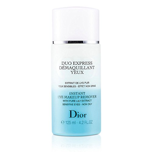 CHRISTIAN DIOR by Christian Dior Instant Eye Makeup Remover --125ml/4.2oz (Package of 4 ) by Dior (Image #2)