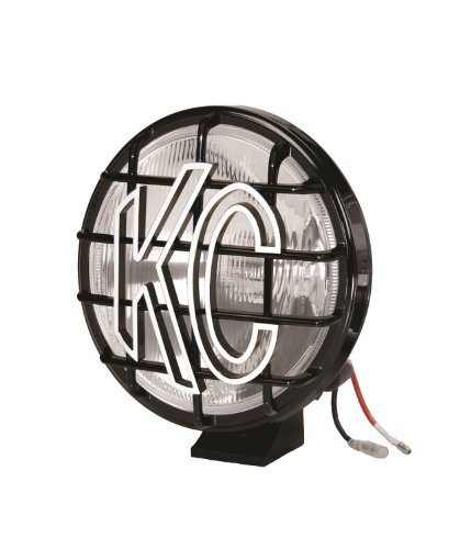 KC HiLiTES 1151 Apollo Pro 6'' 100w Single Driving Light with Integrated Stone Guard by KC HiLiTES