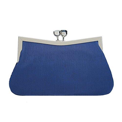 La De Azul Garras Bolso Del Boda Moda Marino Bolsas Embrague De Boda Bolso De La De Tskybag Cristal Brillante De La Del Embrague Banquete Tarde Color f77qAp