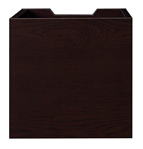 Niche HWTOTETF Cubo Wood Storage Bin, 12'' by Niche (Image #3)