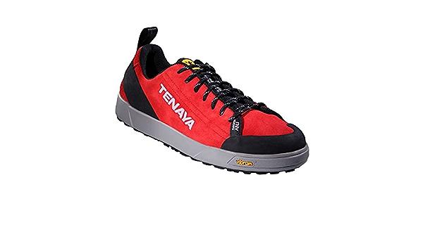 Tenaya Nes RED Zapatillas de Senderismo o Ciudad, Rojo ...