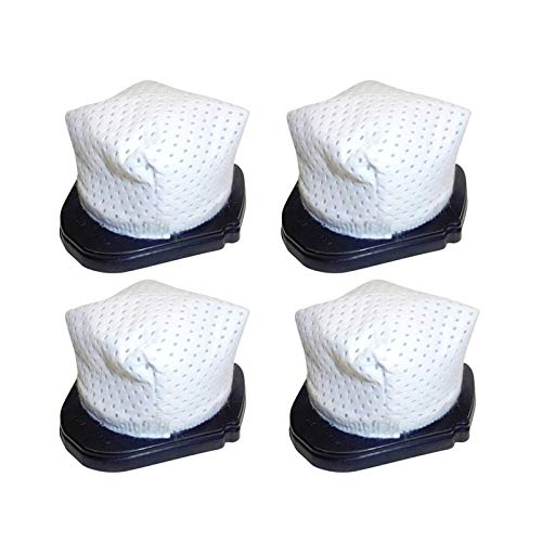 Anewise 4 Pack XSB726N Washable Dust Cup Filter for Shark Vacuum SV736 SV726 SV738