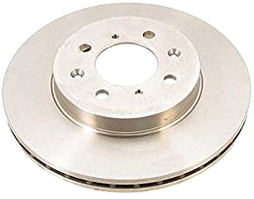 Brembo 25331 Front Disc Brake Rotor - Slotted Rotor Brembo Front