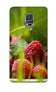 PkhXyWH1870crybV Tough Galaxy S5 Case Cover/ Case For Galaxy S5(raspberries ) / New Year's Day's Gift