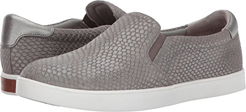 Dr. Scholl's Women's Scout - Original Collection Grey Snake Embossed Leather 9 M -