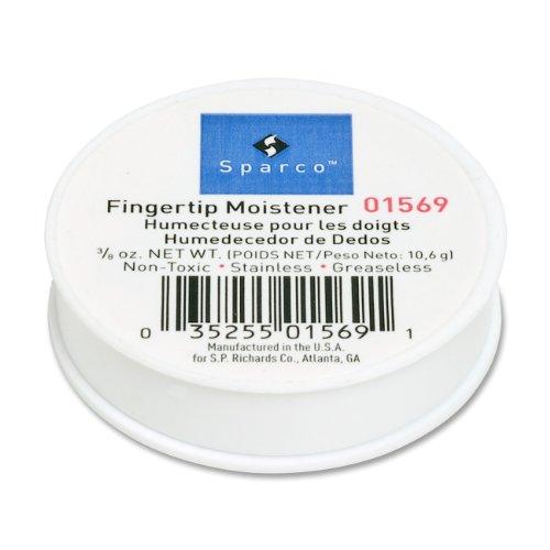 Sparco 3/8 Oz. Greaseless Fingertip Moistener ()