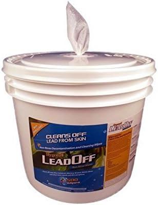 2 Rolls//Case Hygenall LeadOff Industrial RF099910 Wipes Refill Roll