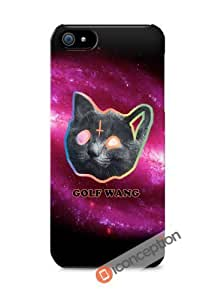 Golf Wang Cat In Space - iPhone 4/4s Cover