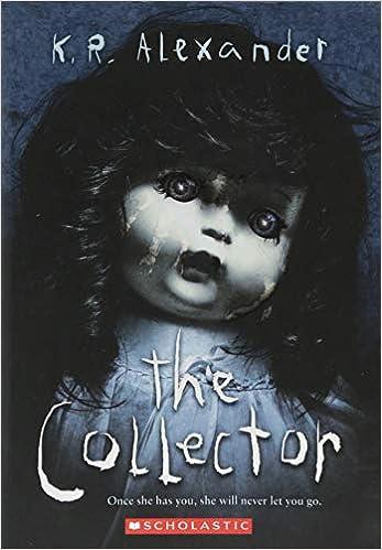 the collector book kr alexander