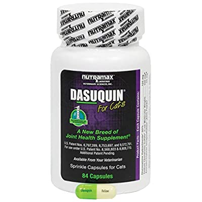 Cat Health Products Nutramax Dasuquin For Cats [tag]