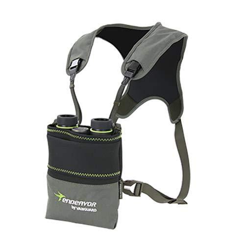 Vanguard Endeavor PH1 Binocular Pouch and Harness System, Fits 42mm Binoculars