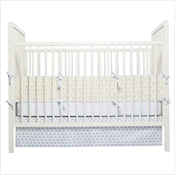 Amazon Com Q Collection Junior Celestial Parade Crib Bedding Set