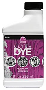 FolkArt Ultra Dye in Assorted Colors (8 Ounce), 5609 Hot Pink