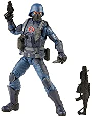 G.I. Joe Classified Series Series Cobra Infantry Action Figure 24 Collectible Toy with Accessories, Custom Package Art
