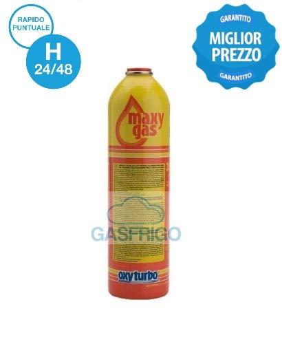 EASYLASER KIT MIT DIE BOMBOLA MAXY GAS 1850/° TOP CANNELLO OXYTURBO