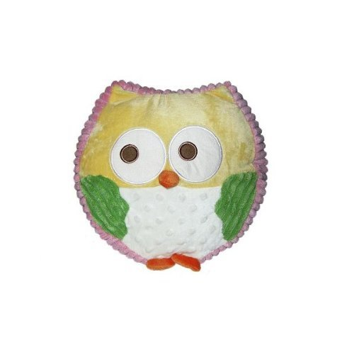 "Circo Love and Nature Owl Pillow Toddler 10""x10"" for sale  Delivered anywhere in USA"
