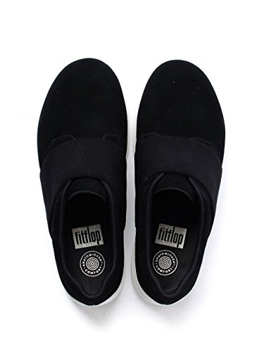 Sneaker Slip-on Di FitFlop Sportivo-pop UK8 Black