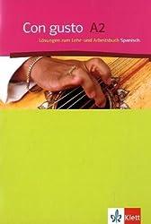 Con gusto / Lösungen zum Lehr- und Arbeitsbuch - A2