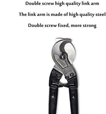 YYG-YYG プライヤーハンドツール、マニュアルサイドスニップのフラッシュツールキット電気ケーブルカッター切削24インチ600ミリメートルプライヤー ペンチ