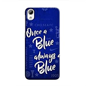 Cover It Up - Chelsea- Once a Blue Desire 826 Hard Case