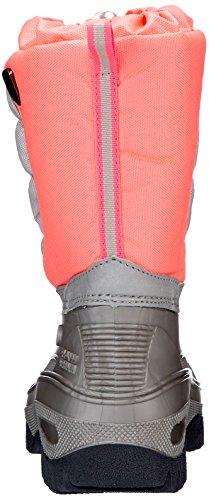 Senderismo Zapatos Fluo CMP Rise Hanki de High Unisex Pink Adulto Rosa xxnwAv