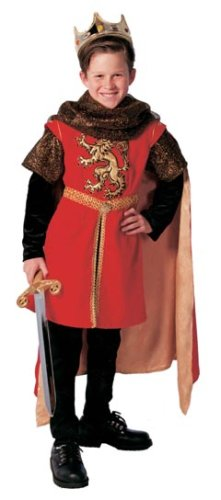 Child's King Arthur Costume (Size:X-small 3-4)
