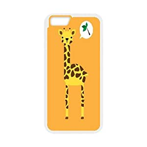 UNI-BEE PHONE CASE For Apple Iphone 6 Plus 5.5 inch screen Cases -Giraffe Design-CASE-STYLE 14