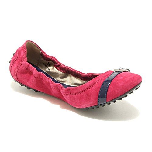 9270 ballerine donna fucsia TODS scarpe scarpa ballerina donna shoes women fucsia