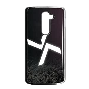 Burial Logo LG G2 Cell Phone Case Black phone component RT_310541