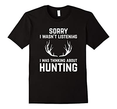 Funny Hunting Tshirt Gift for Bow and Rifle Deer Hunters
