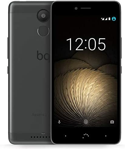 BQ Aquaris U Plus - Smartphone de 5 (Bluetooth, Qualcomm ...