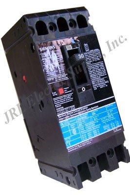 Siemens ITE ED63A040 Type ED6-ETI 3P 40A Motor Circuit Interrupter Breaker