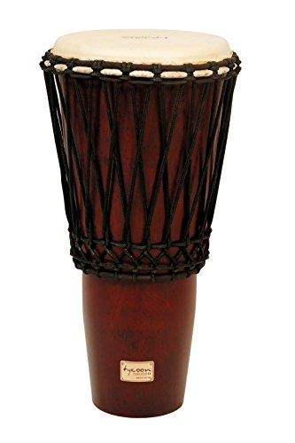 Tycoon Percussion TASH-10 10'' Rope Tuned Ashiko by Tycoon Percussion